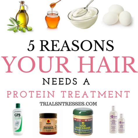 protein treatment 5 reasons your hair needs a protein treatment