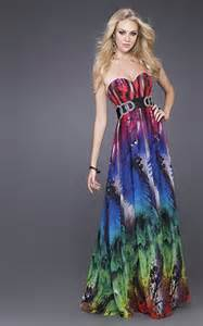 multi color prom dress multicolor prom dresses 2011 image search results