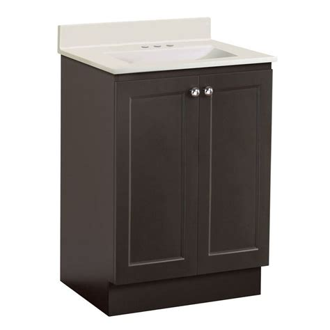 25 Inch Vanity 25 Inch W Classic Vanity Ensemble Chocolate Home Ideas Home Classic And