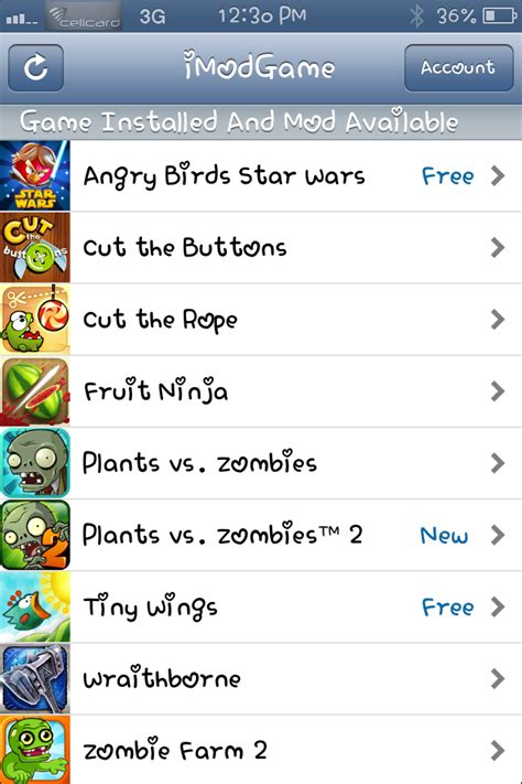 game mod iphone cydia i reak how to hack online and offline ios games with imodgame
