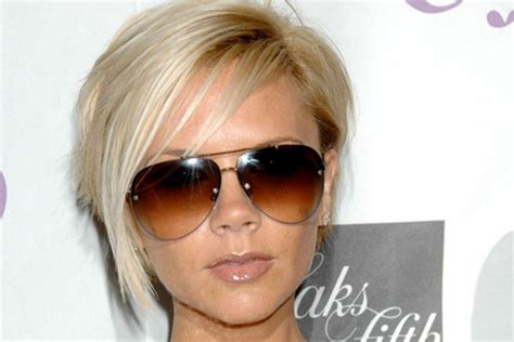 victoria beckham boblijn shaggy inverted bob hairstyle pictures hd short