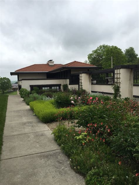 Frank Lloyd Wright Garage by Garage View From House Yelp