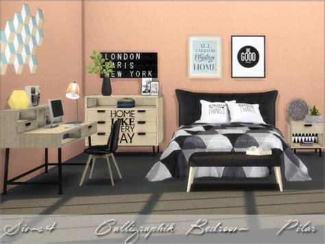 sims  bed cc tumblr