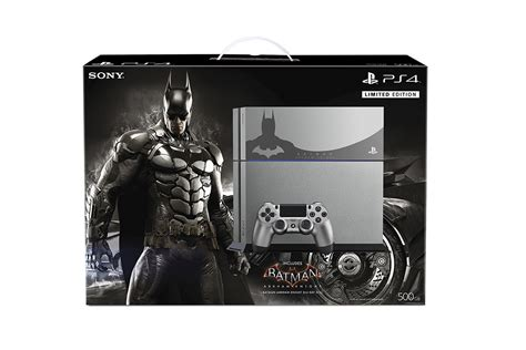 Ps4 Batman Arkham Goty Edition New batman arkham gets a beautiful special edition ps4 bundle and a new trailer