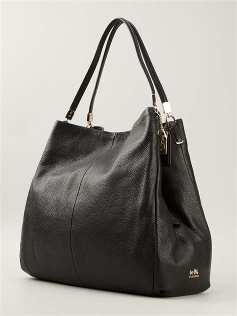 Coach Bag Black by Coach Phoebe Shoulder Bag In Black Lyst