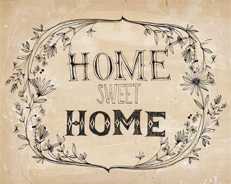 home prints home sweet home fine art print a sweet william