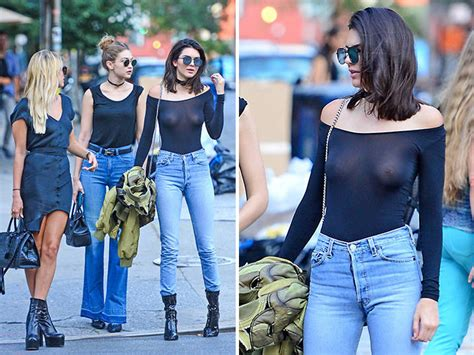 Wardrobe No Censor by Kendall Jenner Gotta Hang Out Tmz