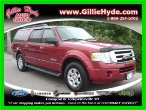 suv with 3rd row seating and dvd player purchase used used 2008 5 4 triton v8 3rd row seat suv dvd