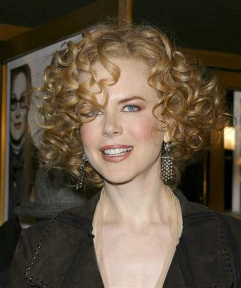 hairstyles for thin wiry curly hair 25 chic curly short hairstyles short hairstyles 2016