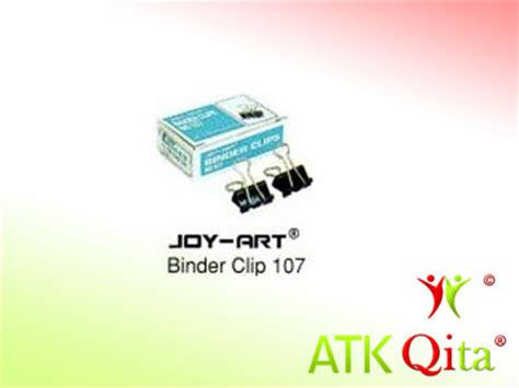 Binder Joyko No 107 binder clip 105 joyko kenko