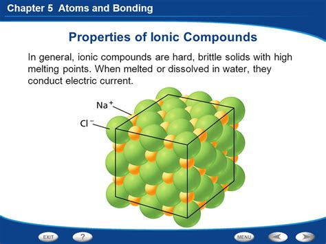 suka chemistry properties of ionic compounds