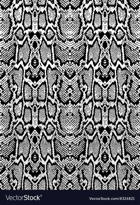 design pattern exles python snake python skin texture seamless pattern black vector image