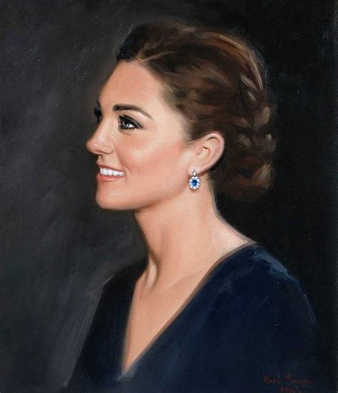 duchess kate the duchess of cambridge graces the cover of portrait of the catherine duchess of cambridge by hazel
