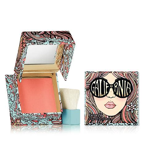 Benefit Galifornia 5 0g benefit cosmetics galifornia mini powder blush 8394157 hsn