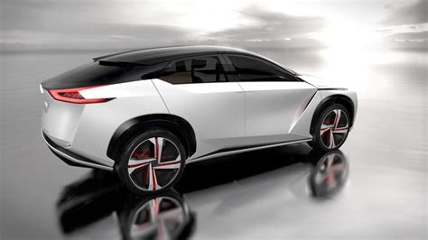 2020 Nissan Electric by Nissan Imx All Wheel Drive Electric Suv Coming In 2020