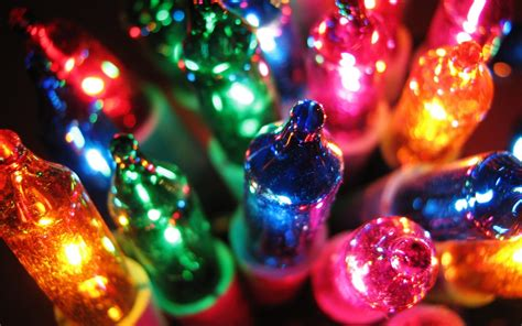 colored christmas lights ls ideas