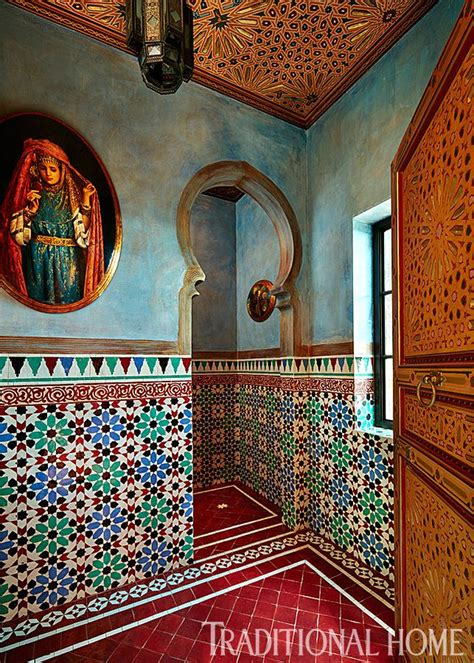 jaw dropping moroccan style estate moroccan influences ebb and flow throughout the house