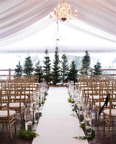 25 Festive Christmas Tree Inspired Wedding Ideas   Martha