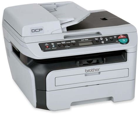 Printer Dcp dcp 7040 multifunction laser printer