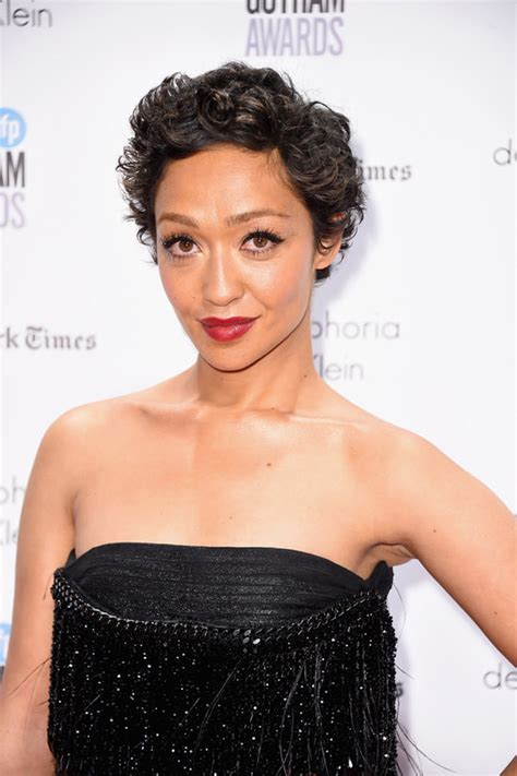 Just Call It The Miss Independent Awards by Ruth Negga In Givenchy Couture At The Gotham Independent