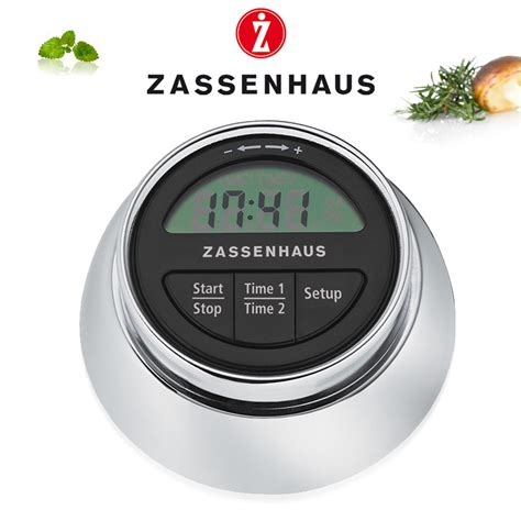Kitchen Timer zassenhaus digital kitchen timer brandshop
