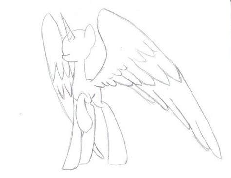 your own strike a pose haz tu propio strike a youtube pony alicorn base how to draw mlp pinterest chang e