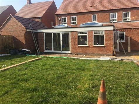 orangery installation glenfield the