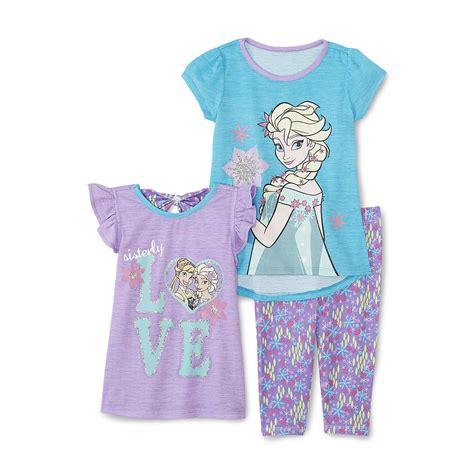 Disney Colourfull Legging Baby Kategori 2 disney baby frozen toddler s 2 t shirts