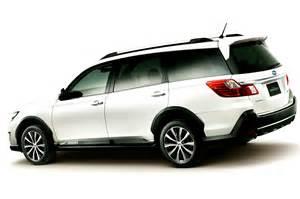 Subaru Seven Seater New Subaru Exiga 2015 Crossover 7 As 7 Seater Suv With A