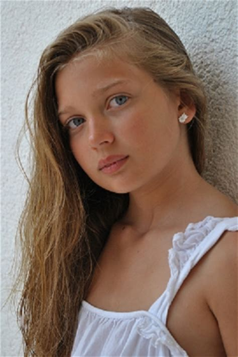 model tiny young girl junior romy purcell teen girls juniors face model and