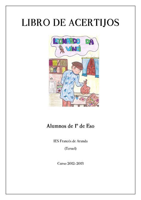 libro 75 fantsticos acertijos de libro de acertijos by teresaasensio issuu