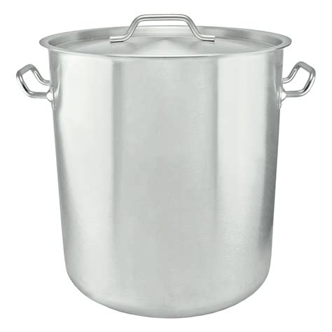 stainless steel brewing stainless steel brew pot 38 litres commercial grade