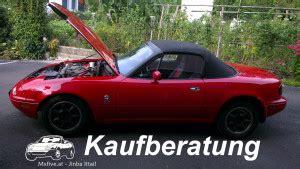 Mx5 Nb Kaufberatung by Die Mazda Mx 5 Na Kaufberatung