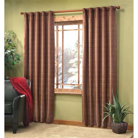 Solaris Outdoor Curtains Solaris 174 84 Quot Insulated Curtains 214328 Curtains At Sportsman S Guide