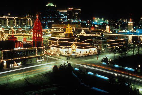 country club plaza lights missouri 2013 holidays just b cause