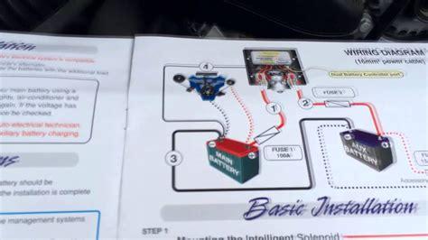 dual battery solenoid wiring diagram 5 7 hemi mds solenoid