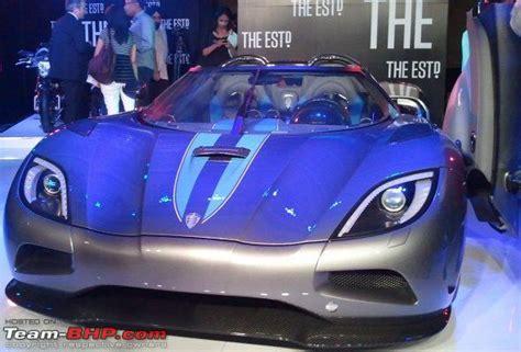 koenigsegg delhi supercars imports delhi page 280 team bhp