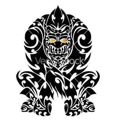 gorilla tribal tattoo tribal gorilla search