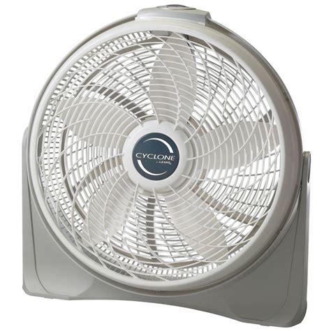 lasko floor fan home depot lasko cyclone 20 in power circulator fan 3520 the home