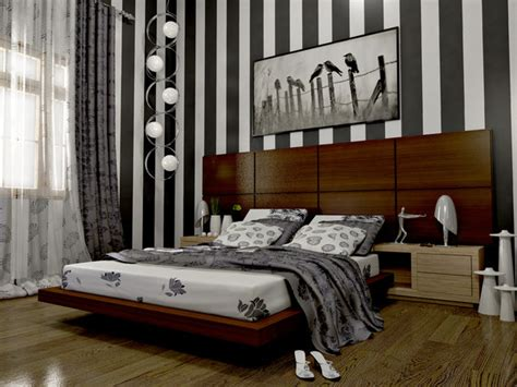 bedroom with stripes bedroom with stripes by aspa1984 on deviantart