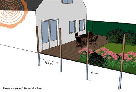 tuin hek metaal 30 cm hoog trellis schutting maken gaaspanelen tuin plaatsen