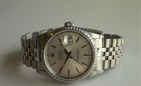 Jam Tangan Rolex Oyster Chain Unisex Silver Black harga jam tangan rolex oyster perpetual datejust asli