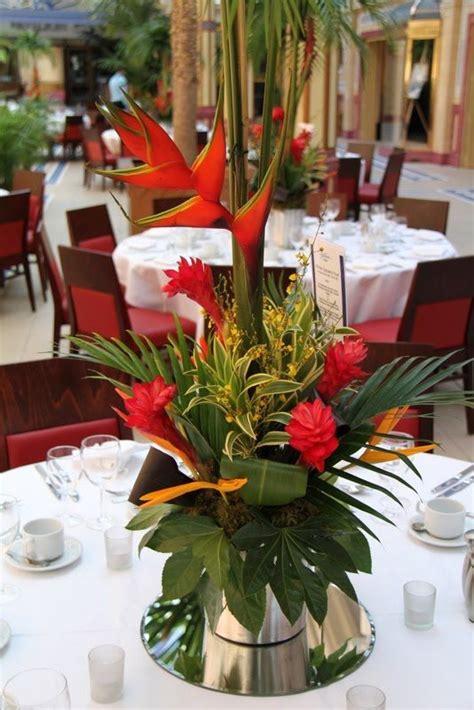 17 best ideas about tropical flower arrangements on 16 best ideas about floral design centerpiece ideas on
