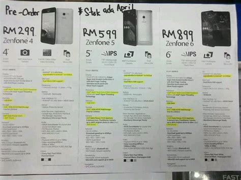 Hp Asus Di Malaysia adakah ini mungkin harga jualan untuk asus zenfone di