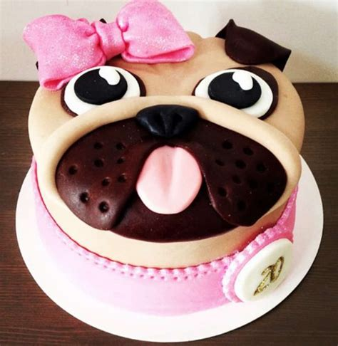 pug cake pug cake tutorial the whoot