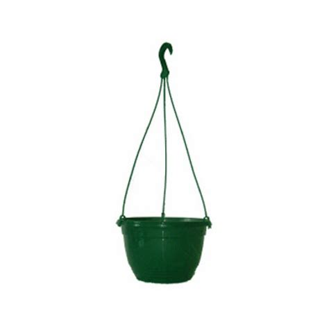 hanging pot teku green hanging pot 20cm gro well direct