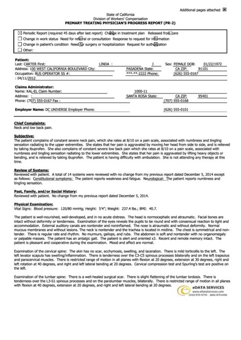 23 California Workers Compensation Forms And Templates Free To Download In Pdf Pr Coverage Report Template