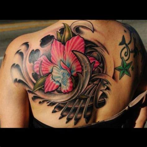 fiori polinesiani tatuaggio immagini disegni