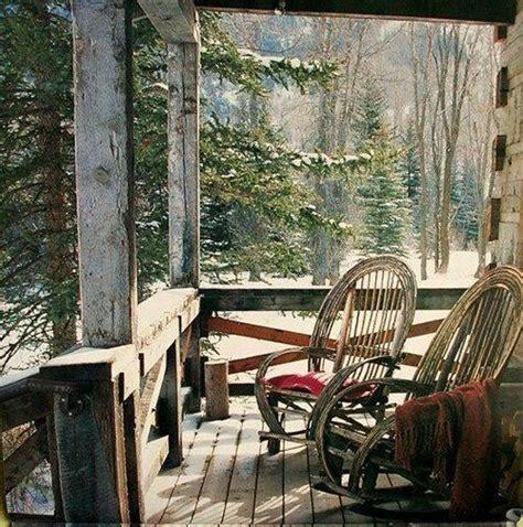 cabin porch cabin porch cabin fever pinterest