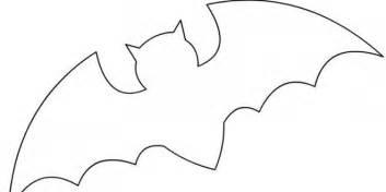template for bats bat template search wreath